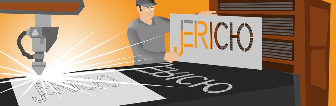 Titelbild Jericho Blechbearbeitung